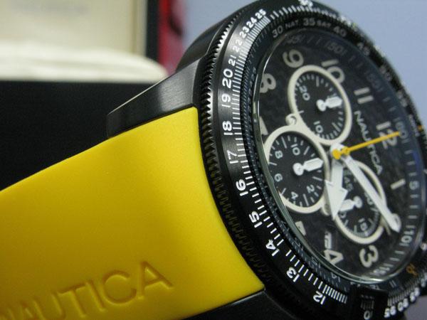 My Life: Yellow Wrist Watch