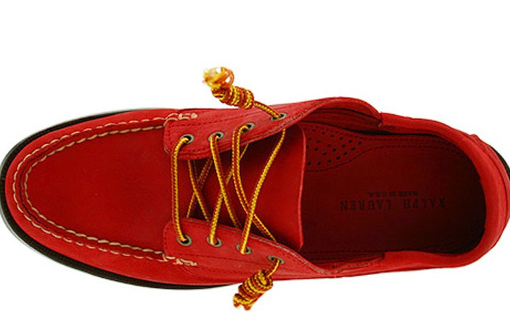 Footwear: Ralph Lauren Collection Tahoma