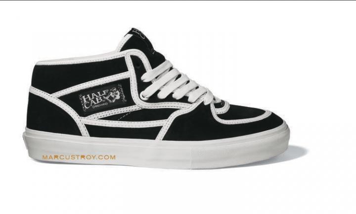 Footwear: *Exclusive Look at The Vans Vault Holiday 09 Half Cabs