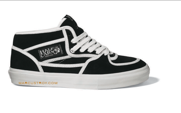 Footwear: *Exclusive Look at The Vans Vault Holiday 09 Half Cabs