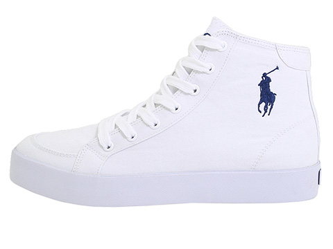 Footwear: Polo Ralph Lauren Walker Canvas