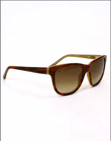 Accessories: A.P.C Tortoise Shell Sunglasses
