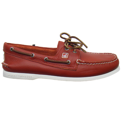 Footwear: Sperry Boat Shoes | Marcus Troy
