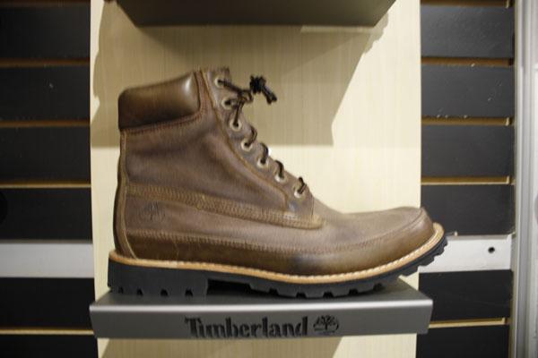 Footwear: Timberland EarthKeeper x Wyclef Jean 6