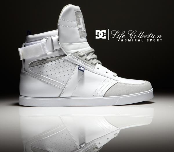 Footwear: DC ADMIRAL SPRING 2010