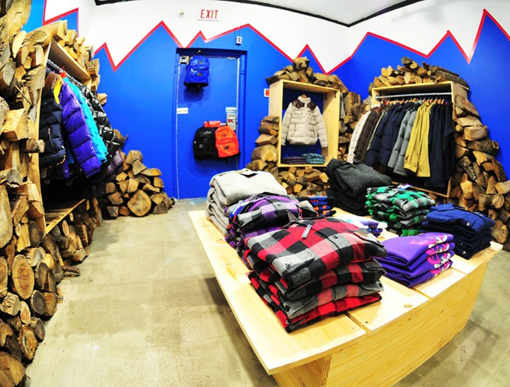 Retail: Penfield Pop up Shop @ NORML -Ottawa
