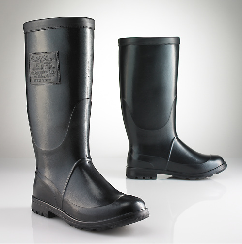 Footwear: Polo Antony Rubber Boots