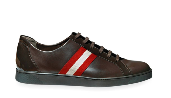 Footwear: Bally