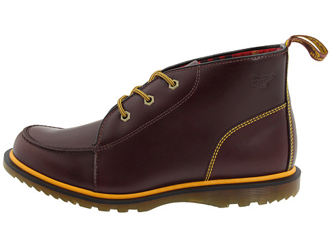 Footwear: Dr. Martens Whitfield Chukka