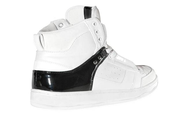 Footwear: Neil Barrett Sneakers