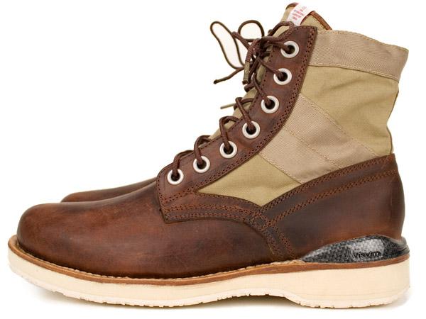 Footwear: Visvim 7-Hole 73 Folk