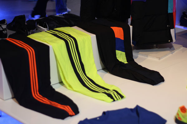 Adidas product launch MOntreal 6