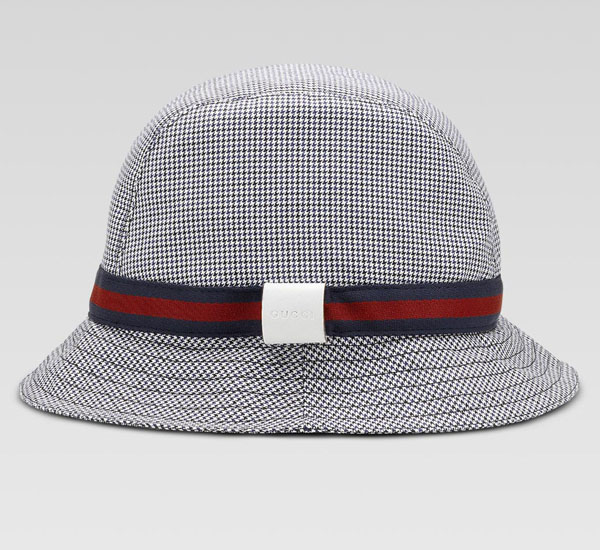 Accessories: Gucci Bucket Hat