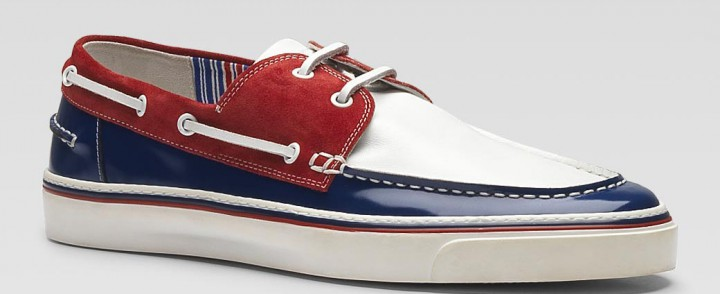 Footwear: Gucci Lace Ups-2010 Crusie Collection