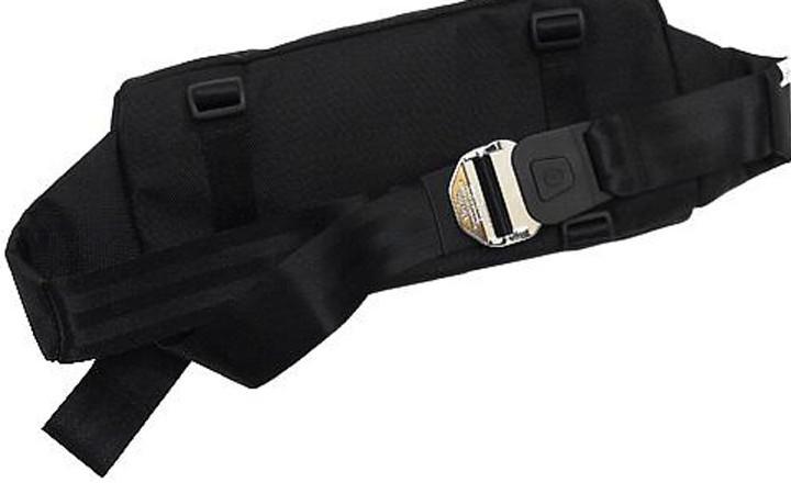 Accessories: VISVIM BALLISTIC LUMBER MINI Waist Bag
