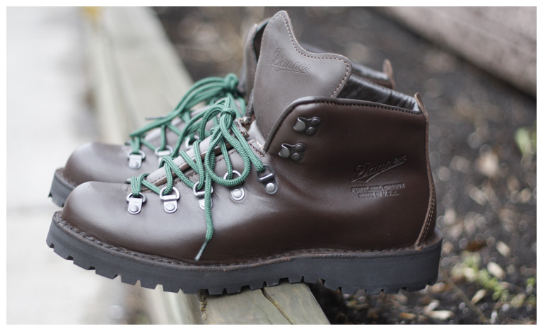 Footwear: Danner Mountain Light™ II Goretex Boots | Marcus Troy