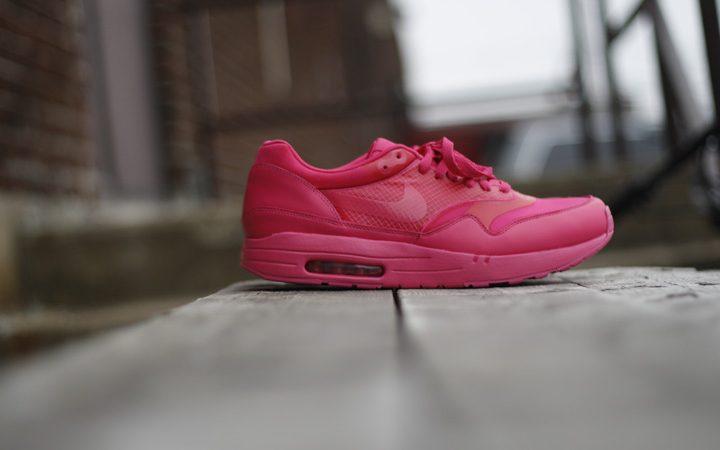 Footwear: Air Maxim 1+  Air Attack Pack Vivid Pink