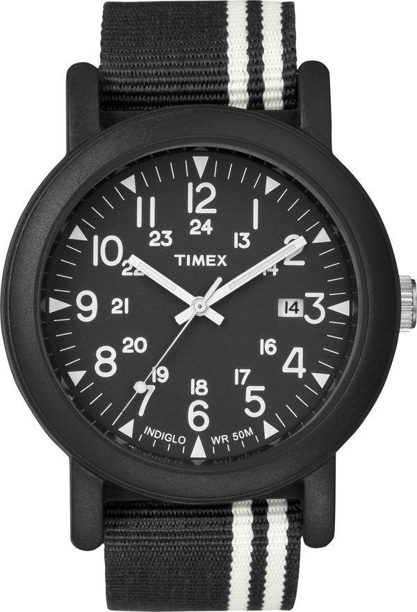 Marcus Troy first look at Timex Originals collection Fall 2010 T2N330