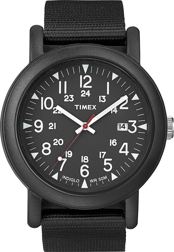 Marcus Troy first look at Timex Originals collection Fall 2010 T2N364