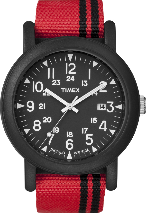 Marcus Troy first look at Timex Originals collection Fall 2010T2N368