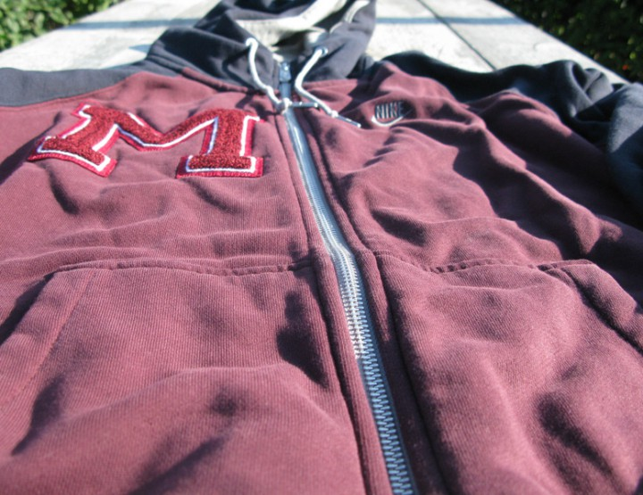 My Life: Marcus Troy 's AW77 Hoody
