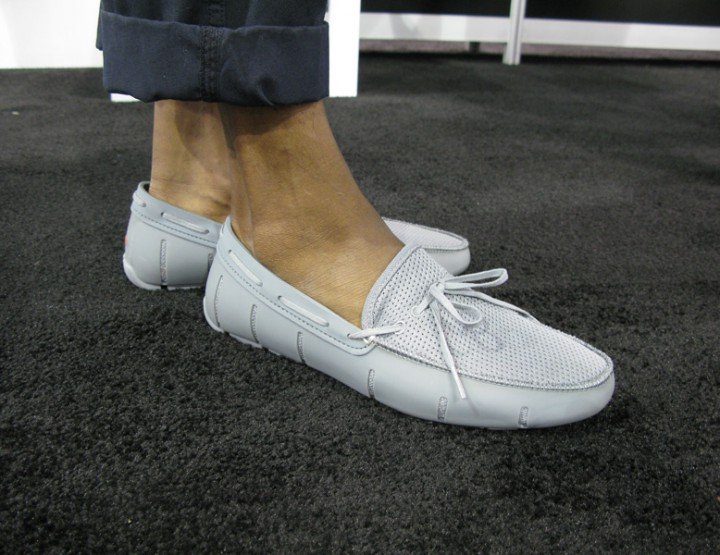 Footwear: Swims Loafers Spring 2011 -Project Show Las Vegas