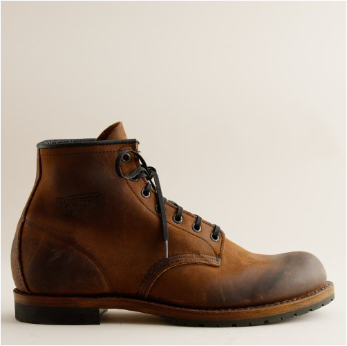 Footwear: Red Wing Beckman boots | Marcus Troy