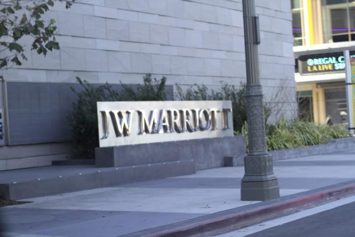 Reviews: JW Marriott Los Angeles L.A. LIVE