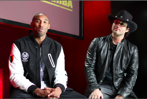 People: Kobe Bryant & Robert Rodriguez