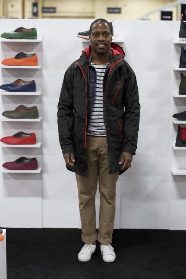 Clothing: SWIMS ALTA Camo Parka - Fall 2011