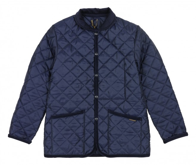 Trends: The Quilted Fitted Jacket
