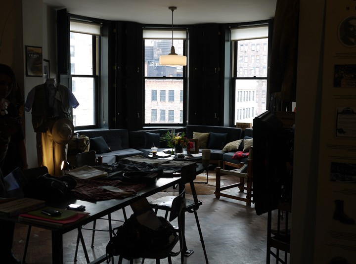 My Life: The Filson Experience at the ACE Hotel - New York City