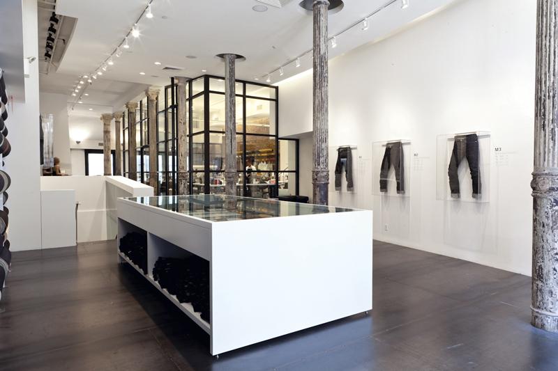 Retail 3x1 Denim Boutique