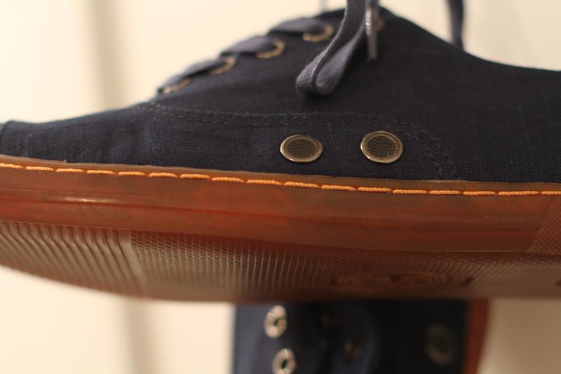 Linen Shoes Great Pair of Linen Shoes