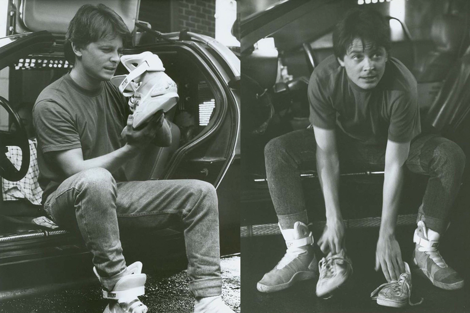 back to the future 2 nikes for sale