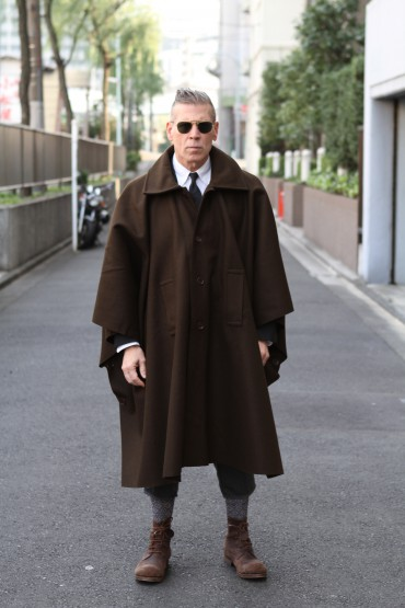 People: Nick Wooster - Japan