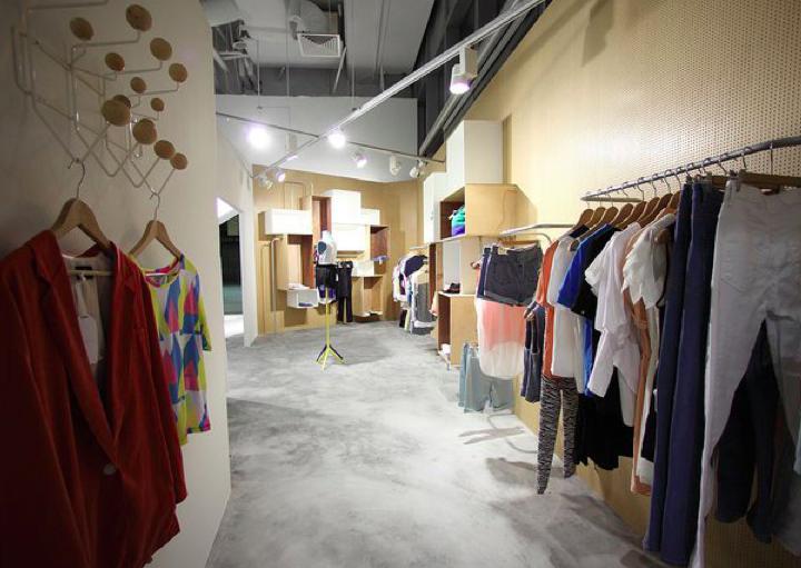 Retail: Editor's Market Store – Singapore