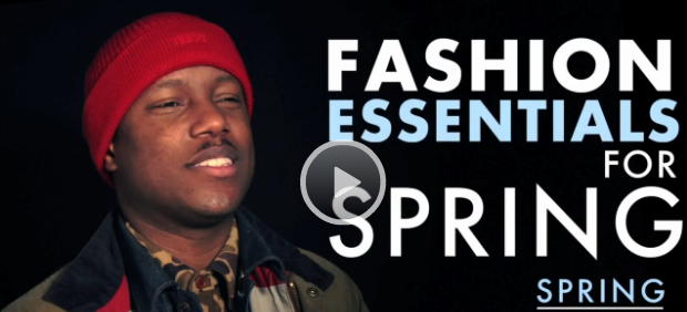 MTTV: Fashion Essentials For Spring by Marcus Troy for Ask Men