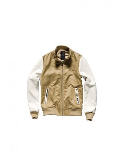 Clothing: G-Star RAW CORRECT LINE BASEBALL KING BOMBER Spring/Summer 2012