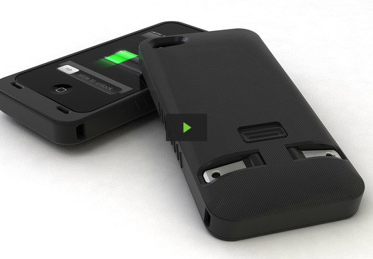 MTTV: JuiceTank- The iPhone CASE CHARGER That You Need!