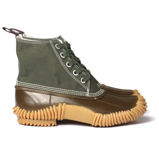 Footwear: Junya Watanabe Duck Boots