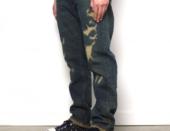 Clothing: Levi's Vintage Clothing 1954 501Z XX Phantom Denim