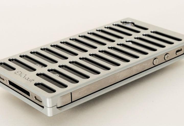 Accessories: EXOVault Aluminum Iphone Case #GreatCase