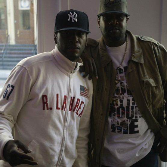 People: Legendary DJ Richie Rich & Legendary DJ Clark Kent @ 21 Mercer