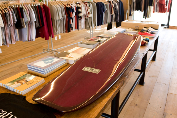Retail: Saturdays Surf NYC Daikanyama Store - Japan