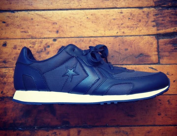 Footwear: Converse Auckland Race Ox (Navy + Black)