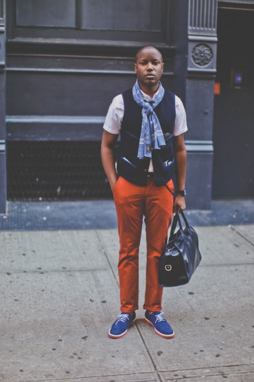 Trends: Coloured Pants For Men