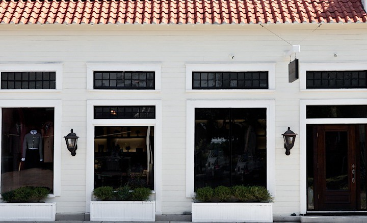 Retail: Billy Reid -  Austin,Texas