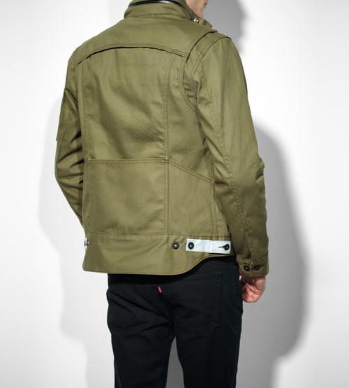 Clothing: Levi's Commuter Hooded Trucker Jacket