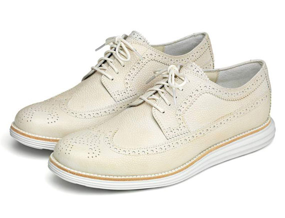Footwear: Cole Haan & fragment design Third Installment